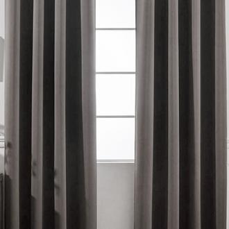 Premier Home FR Blackout Perde - Duman - 140x270 cm