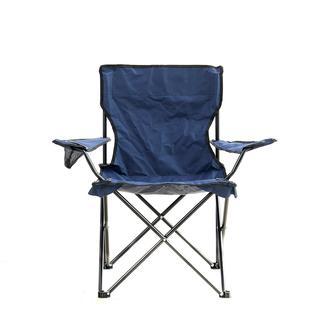 Simple Living Katlanır Kamp, Plaj ve Piknik Sandalyesi - Mavi