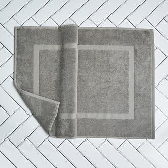 Nuvomon Frame Ayak Havlusu - Gri- - 50x80 cm