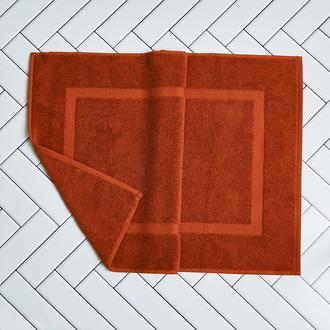 Nuvomon Frame Ayak Havlusu - Kiremit - 50x80 cm