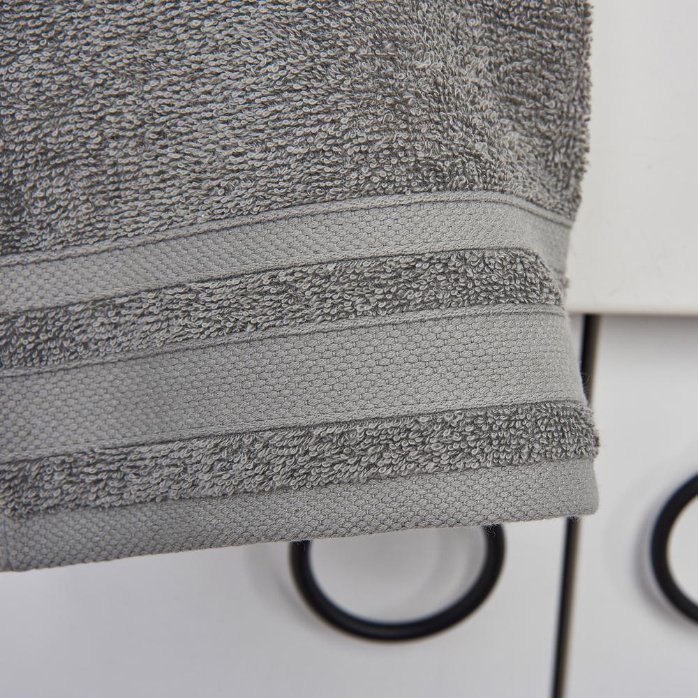Nuvomon Basic Bordürlü El Havlusu 30x50 cm