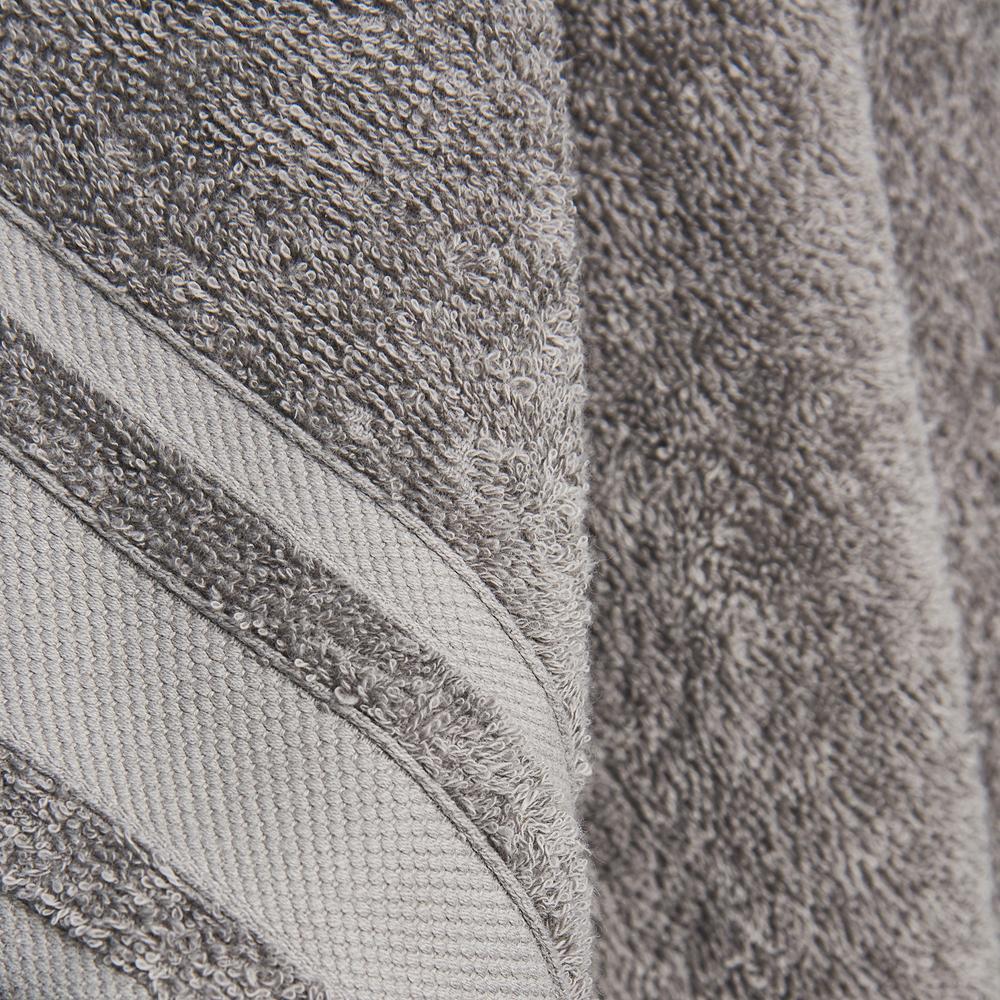 Nuvomon Basic Bordürlü Yüz Havlusu 50x80 cm