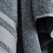 Nuvomon Basic Bordürlü Banyo Havlusu 70x140 cm