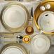 Kütahya Porselen Bone Olympos 83 Parça Yemek Takımı