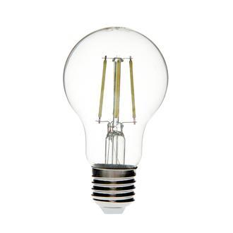 Heka A60 6W Şeffaf E27 6500K Beyaz Işık Ampul