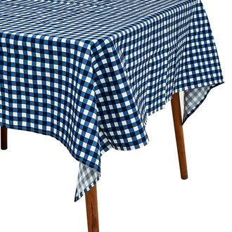Premier Home Tartan Masa Örtüsü - Mavi - 150x220 cm