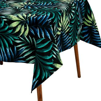 Premier Home Palm Masa Örtüsü - Mavi - 150x220 cm