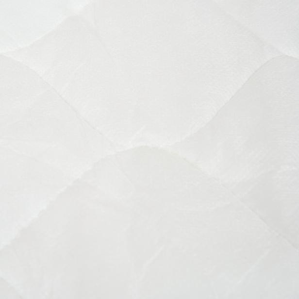 Mislina Kapitoneli Köşe Lastikli Çift Kişilik Alez - 160x200 cm
