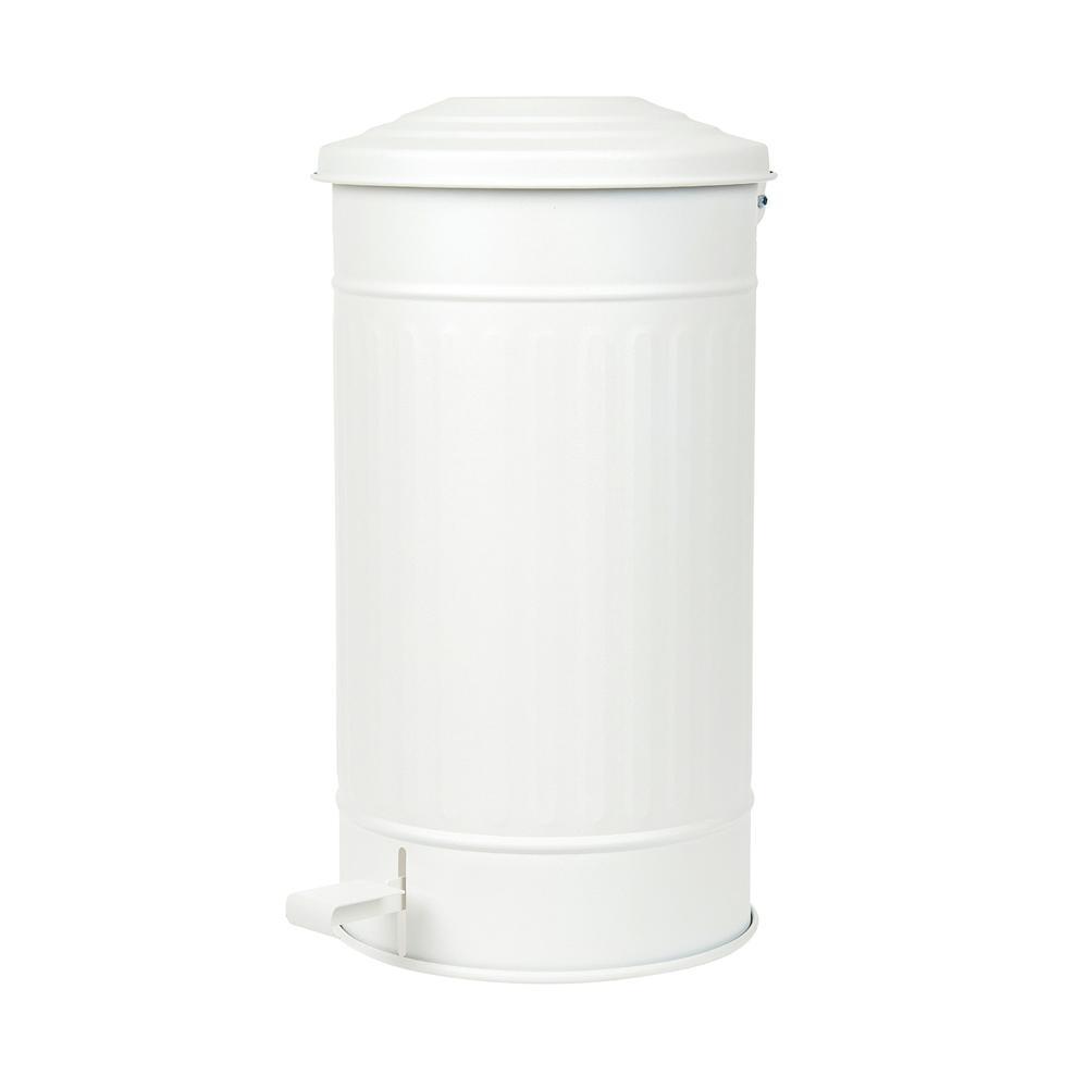 The Mia Mutfak Çöp Kovası 24 Litre - Beyaz