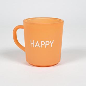 Rakle Motto Happy Kupa - Somon/260 ml