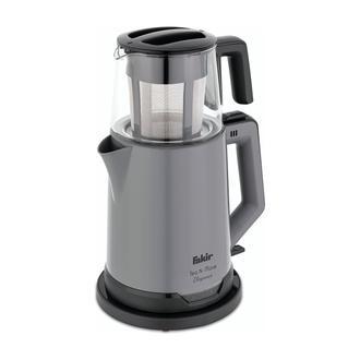 Fakir Tea N More Elegance Cam Demlikli Çay Makinesi