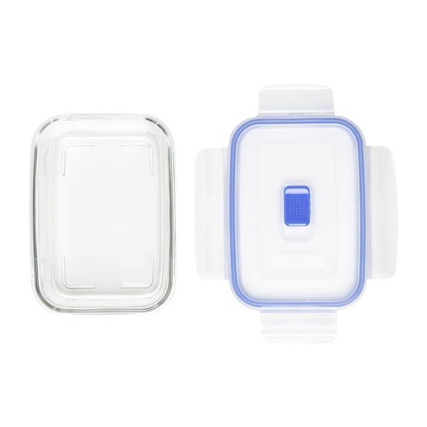 Luminarc Pure Box  Actıve Temperli Dikdörtgen Saklama Kabı 820 ml