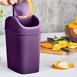 Lova Deco Mini Çöp Kovası - Asorti - 2,5 Litre