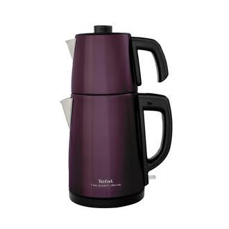 Tefal Tea Expert Deluxe 1650 W Çelik Demlikli Çay Makinesi