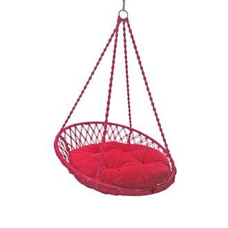 Altınoluk Relaks Salıncak Kırmızı ( Kırmızı Minderli )