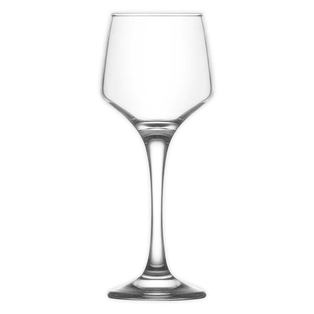 Lav Lal 6'lı Kahve Yanı Su Bardağı - 80 ml