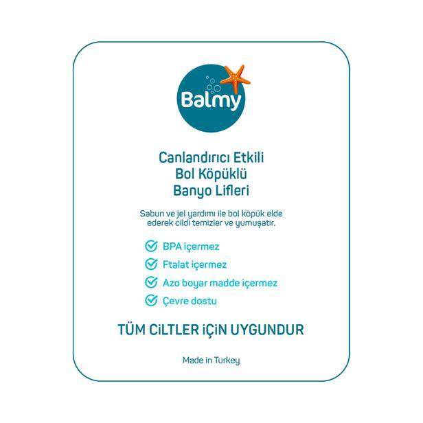 Balmy Banyo Lifi - Large Beden - Asorti