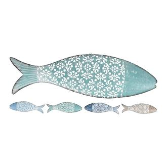 Q-Art Balık Şekilli Dekoratif Obje