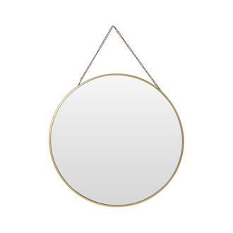Q-Art Dekoratif Metal Ayna