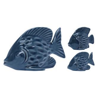 Q-Art Balık Biblo