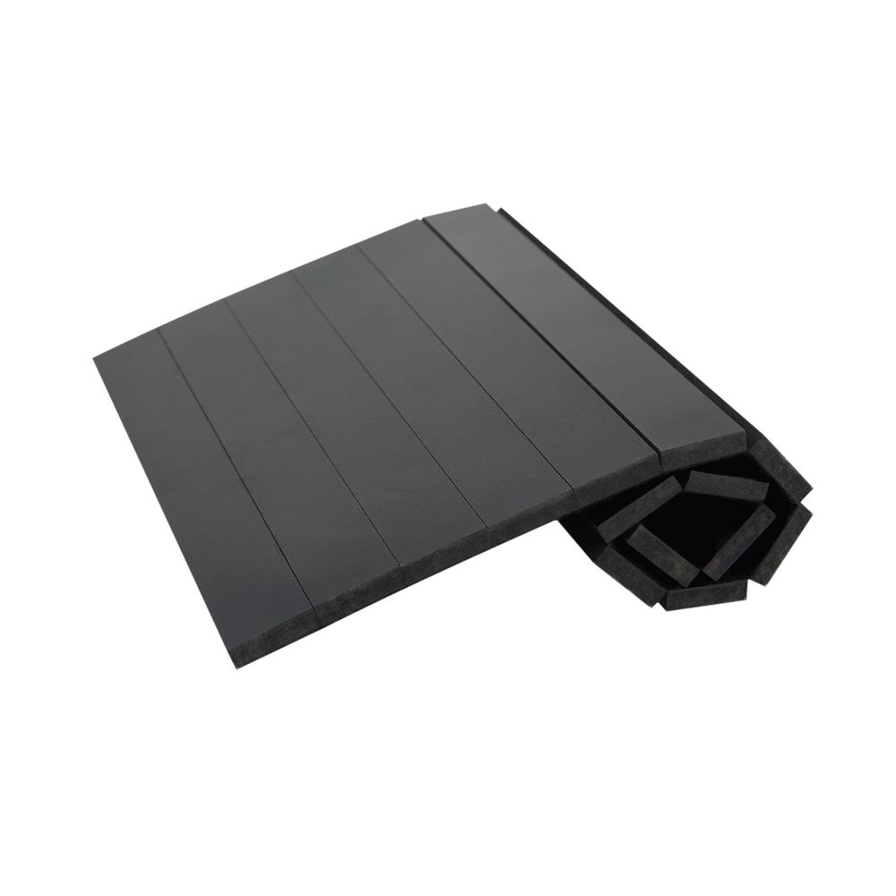 Mobitell Portatif Koltuk Sehpası - Siyah