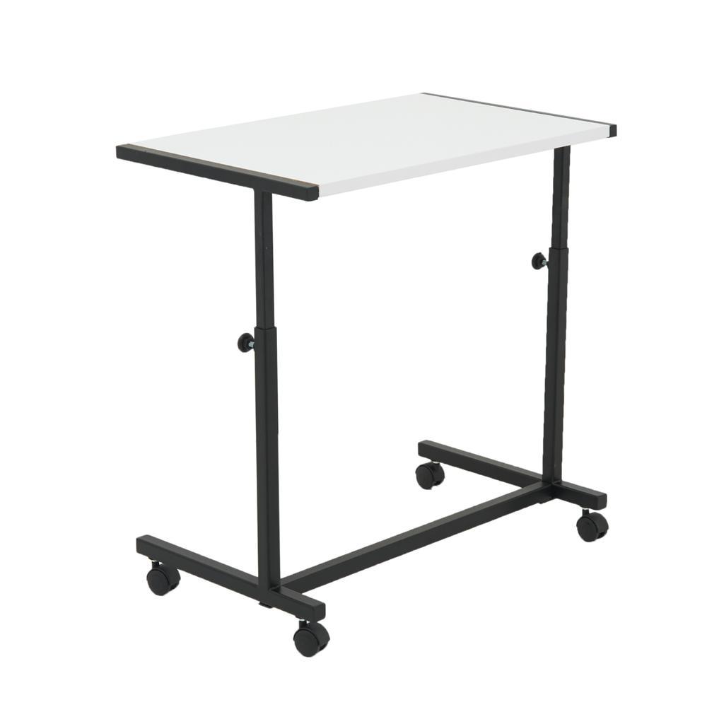 Mobitell Yükseklik Ayarlı Laptop Masası - Beyaz