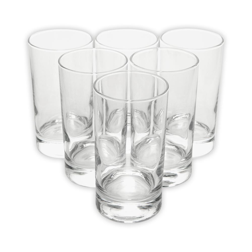 Lav Ada 6'lı Kahve Yanı Su Bardağı - 150 ml