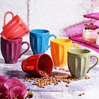 Keramika Badem Kupa - Renkli