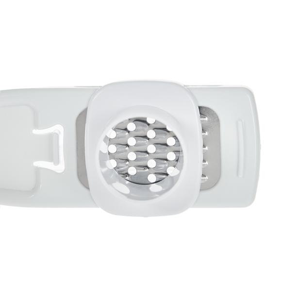 Excellent Houseware Hazneli Sarımsak Rendesi - Beyaz