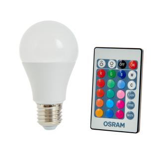 Osram RGB E27 Renk Değiştiren Kumandalı Ampul