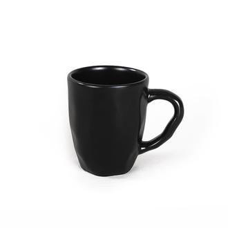 Keramika Organik Kupa - Siyah