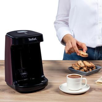Tefal Köpüklüm Compact Türk Kahve Makinesi - Violet