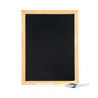 Q-Art Tebeşirli Kara Tahta - 30x23 cm