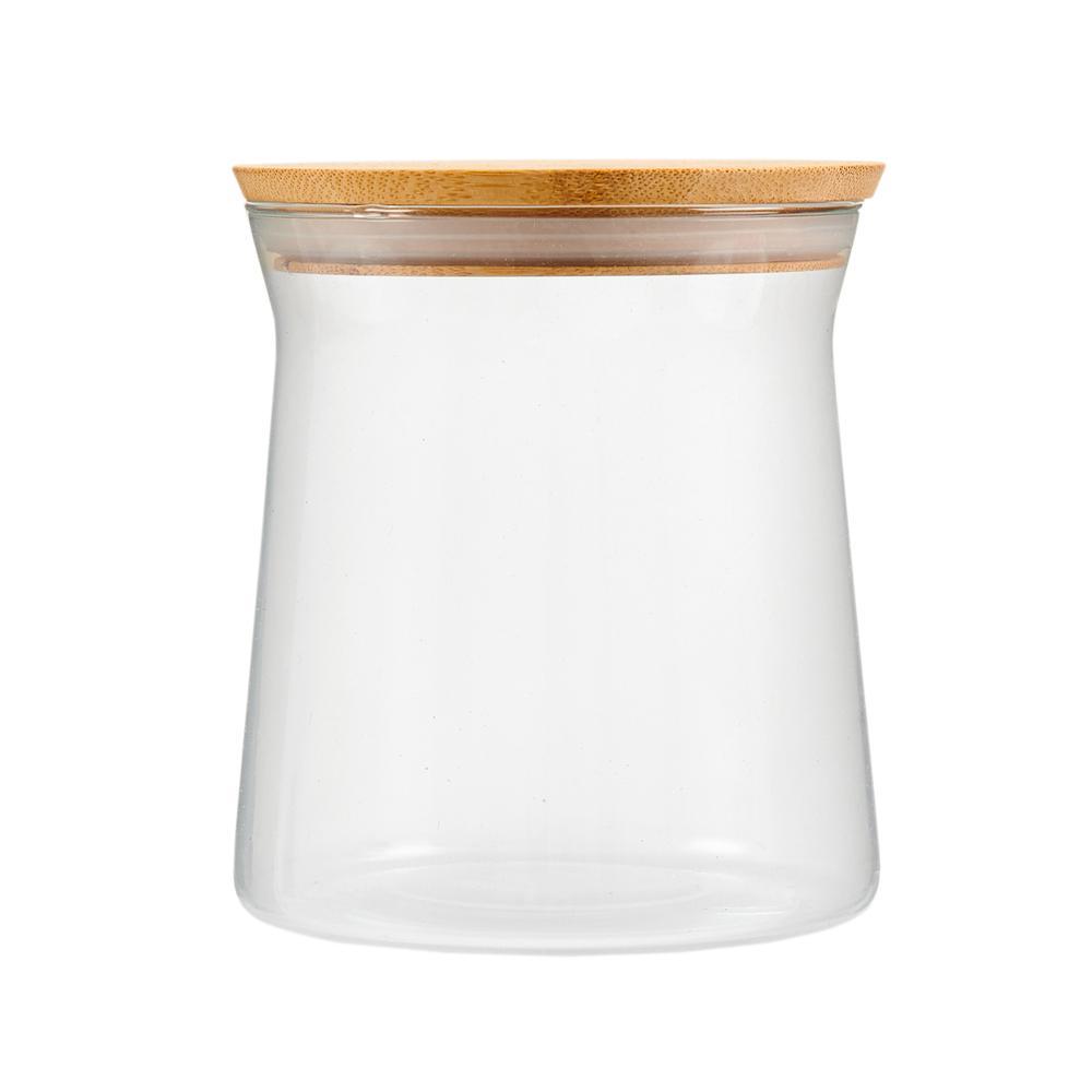 Bambum Olla Kapaklı Kavanoz - 800 ml