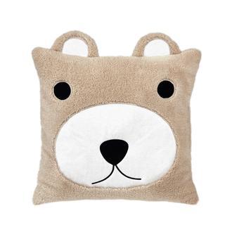 Nuvomon Bear Figürlü Yastık
