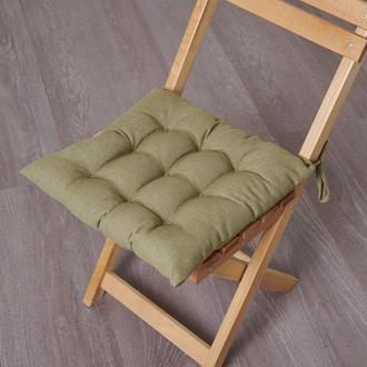 Nuvomon Milpa Sandalye Minderi - Yeşil - 40x40 cm