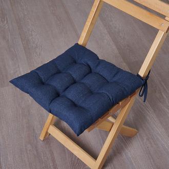 Nuvomon Milpa Sandalye Minderi - Lacivert - 40x40 cm