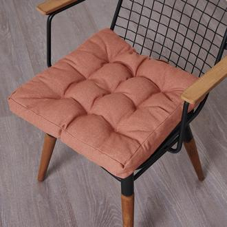 Nuvomon Milpa Sandalye Minderi - Kiremit - 45x45 cm