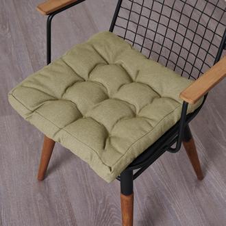 Nuvomon Milpa Sandalye Minderi - Yeşil - 45x45 cm