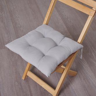 Nuvomon Micro Sandalye Minderi - Gri - 40x40 cm