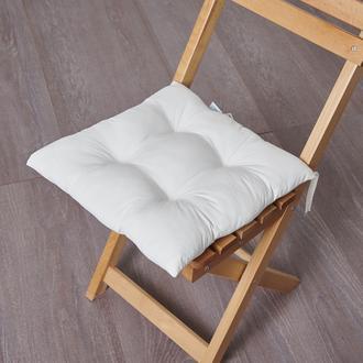Nuvomon Micro Sandalye Minderi - Ekru - 40x40 cm