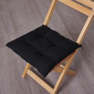 Nuvomon Micro Sandalye Minderi - Siyah - 40x40 cm