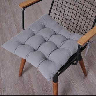 Nuvomon Micro Sandalye Minderi - Antrasit - 50x50 cm