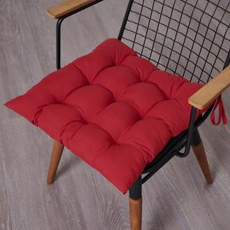 Nuvomon Micro Sandalye Minderi - Kırmızı - 50x50 cm