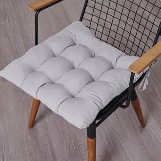 Nuvomon Micro Sandalye Minderi - Gri - 50x50 cm