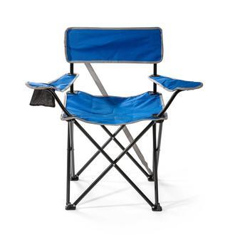 Napoli Fox Katlanabilir Kamp Sandalyesi - Mavi