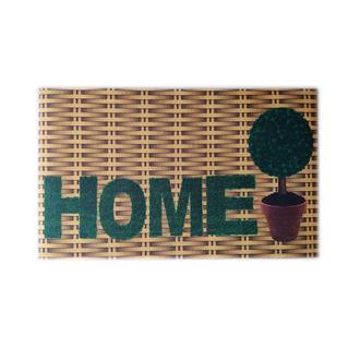 Giz Home Pepina Ağaç Home Kapı Önü Paspası - 40x60 cm