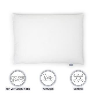 Altınbaşak Boncuk Elyaf Yastık - 700 gr - 50x70 cm