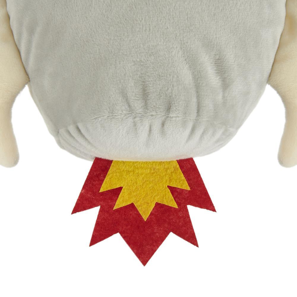 Selay Toys Rocket Figürlü Yastık - Gri - 40 cm