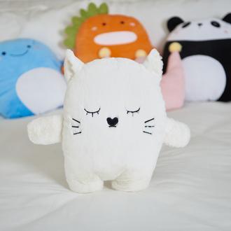 Selay Toys Kitty Pell Figürlü Yastık